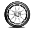 Bridgestone Potenza RE97 A/S Vista Lateral